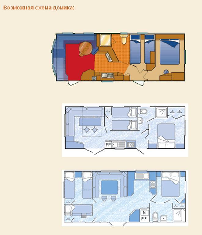 Возможная схема Дома